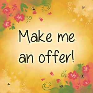 Other - I love reasonable offers! 😊